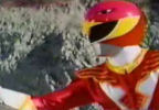 Red Ranger calls out