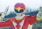 Red Ranger calls for Sky Enforcers