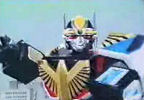 Megazord's final punch