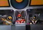 Red Ranger's button press
