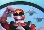 Red calls for Megazord