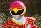 Red Ranger concerned