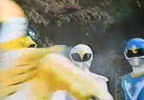 Yellow Ranger goes it alone