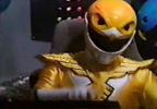 Yellow Ranger mashes button