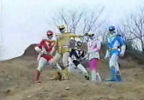 Yellow Ranger joins others