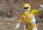 Yellow Ranger shot again