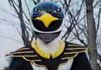 Black Ranger sighs