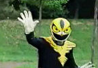 Yellow Shadow Ranger