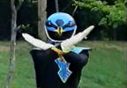 Blue Shadow Ranger