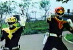 Yellow and Red Shadow Rangers return