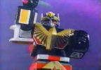Megazord possessed