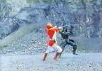 Red Ranger vs. Vang