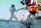 Drek vs. Zords