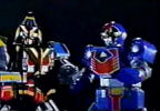 Zords regroup