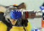Battlezord attacks