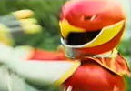 Red Ranger's counterattack