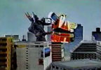 Megazord gets pounded