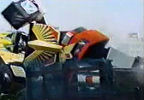 Zords fall