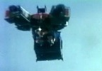 flying Megazord
